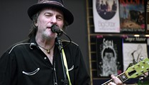 Tommy Stinson returns and gets up close at Park Ave CDs with Cowboys in the Campfire project
