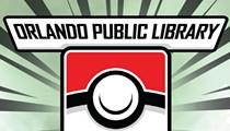Orlando Public Library Pokémon League