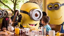 Universal Orlando now offers a Minion character breakfast