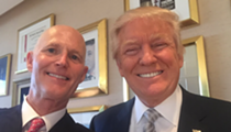 Trump expected to loom large in Scott-Nelson battle for Florida's Senate seat