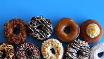 Little Blue Donut Co. opens next week in Winter Park