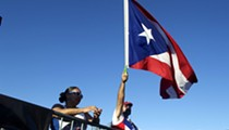 Hundreds of Puerto Rican evacuees could be evicted from Central Florida hotels this week