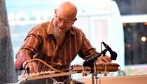 Atlanta odd instrument specialist Klimchak gets weird at the In-Between Series