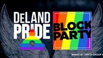 DeLand Pride Block Party