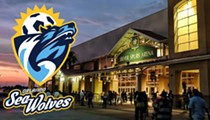 Orlando now has an arena soccer team called the 'SeaWolves' and they're holding open tryouts