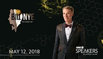 Enter to win tickets to An Evening With Bill Nye The Science Guy