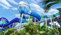 SeaWorld's latest attraction Ray Rush will open at Aquatica this weekend