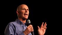 New poll gives Rick Scott the edge in Florida's U.S. Senate race