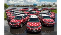 'Minnie Van' drivers at Disney World can join Orlando union