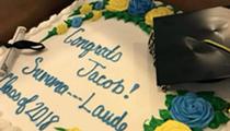Publix censors 'summa cum laude' on graduation cake