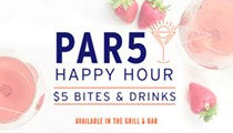 Par 5 Happy Hour