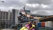 Daytona Lagoon adds two new water slides as the park continues to recover from Hurricane Irma