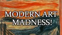 Modern Art Madness Class