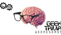 Geek Trivia Wednesday