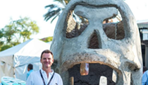 The country's first underwater museum is about to open off the coast of Florida