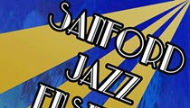 Sanford Jazz Ensemble Spring Concert