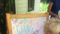 Wildlife Wonderland Children's Class