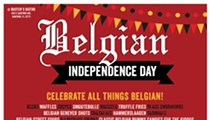 Belgian Independence Day at Buster's Bistro