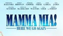 Enter to WIN advanced screening tickets to MAMMA MIA! HERE WE GO AGAIN!