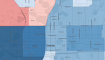 This map lets you see if your Orlando neighborhood is filled with Trump supporters