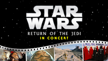 Enter to win tickets to Star Wars: Return of the Jedi in Concert