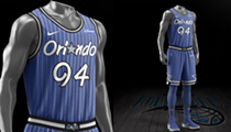 The Orlando Magic just dropped these 30th anniversary throwback jerseys