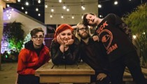 Midwestern post punks No Thanks give deathrock a political edge at Uncle Lou's