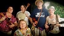 Surf Rock Sunday: Mercy Mercy, the Ukulaliens, Big Tiki & the Mai Tais, Wendy McDonald & the Burger Kings