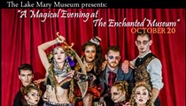 A Magical Evening at the Enchanted Museum