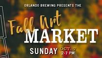 Fall Art Market