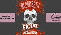 Figure & Megalodon