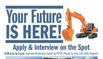 Construction Jobs Hiring Fair - Kissimmee