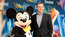 Disney CEO Bob Iger says he won't make presidential bid in 2020