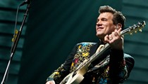 Chris Isaak to play a holiday show in Melbourne this December