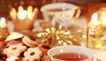 A Victorian Holiday Tea