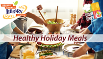 Cuisine Corner: Healthy Holiday Meals