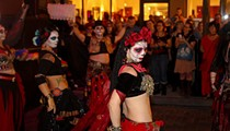 Dia de los Muertos and <i>Monster Factory</i> Opening Party