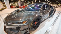 Central Florida International Auto Show Races Into Orange County Convention Center Thanksgiving Weekend