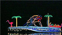 Winter Park Christmas Boat Parade and Water Ski Show