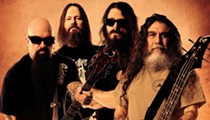 Slayer to play another farewell show in Central Florida next May