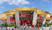 A giant artichoke is coming to Disney Springs