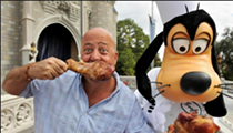 Just a reminder that Andrew Zimmern's Orlando apology episode debuts this weekend on the Travel Channel