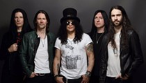 Slash is coming to Orlando this August