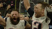 Patriots Tom Brady and Julian Edelman set to celebrate Super Bowl win at Disney today