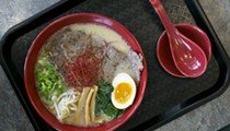 At the Ramen, Philly cheesesteaks give way to steaming bowls of soup