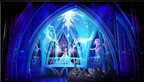 New <i>Frozen</i> attraction coming to Disney World Epcot Center