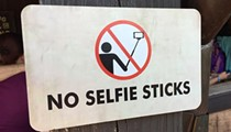 Disney really hates selfie sticks, officially bans them from all parks