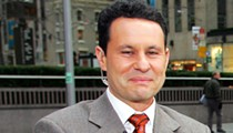 Brian Kilmeade of <i>Fox &amp; Friends</i> wonders why we don't just clear sharks from our beaches