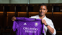 Orlando City Soccer signs four-time Premier League winner Nani
