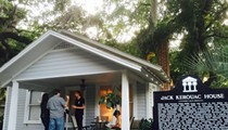 Fans gather at the Kerouac House this weekend for poetry, barbecue and wine